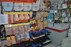 Picture of some of the products available at ITE Rentals storefront